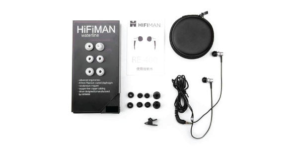 Headphone-Zone-HiFiMAN-RE400-InTheBox