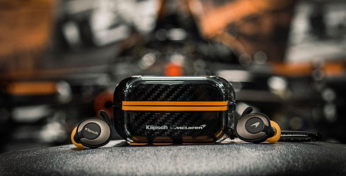 Klipsch-T5-II-True-Wireless-Sport-McLaren