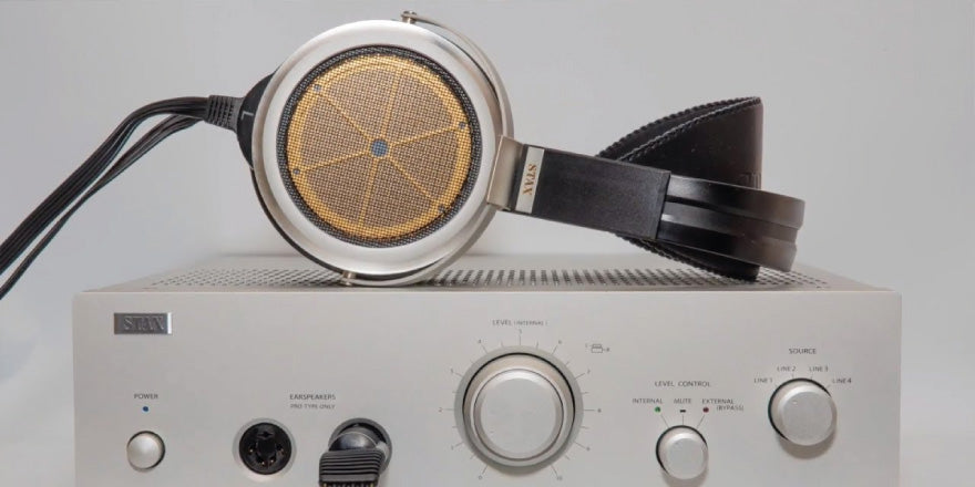 Best Audiophile Headphones - STAX SR-009S
