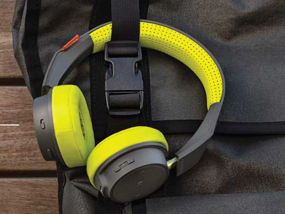 Headphone-Zone-Plantronics - Innovative Design by Darrin Caddes
