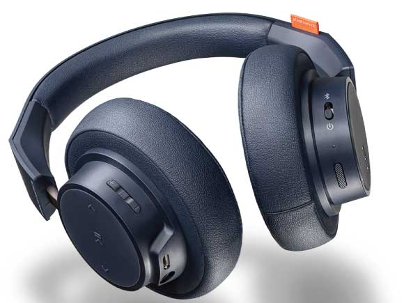Headphone-Zone-Plantronics - Spearheading Wireless Communication