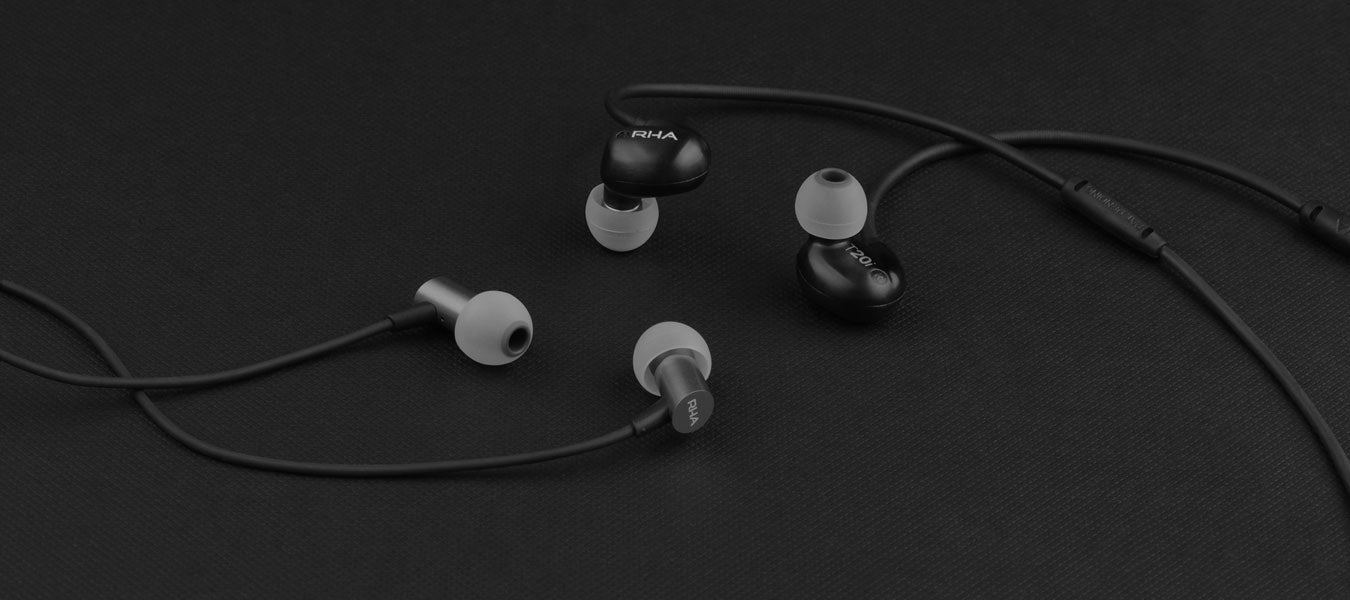 Compare RHA In-EARS