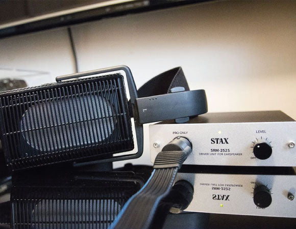Headphone-Zone-STAX-SRM-252S