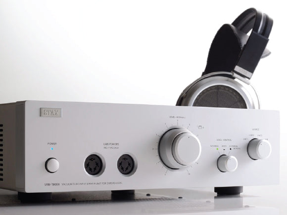 Headphone-Zone-STAX-SRM-T8000-Driver-Unit