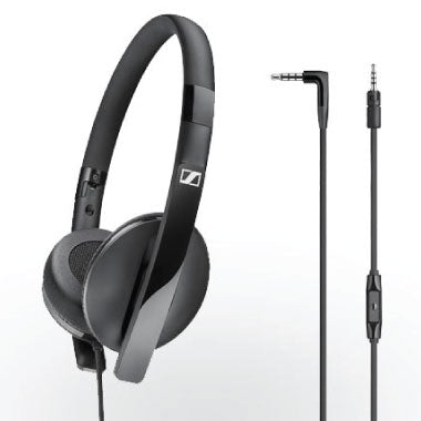 Headphone-Zone-Sennheiser-HD-2.20S-Single-Button-Remote