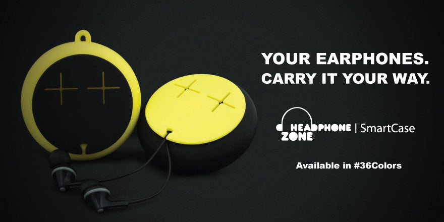 Headphone Zone's SmartCase