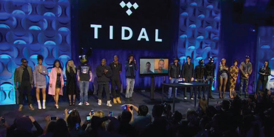 TIDAL Launches Hi-Res Music Streaming 'TIDAL Masters' in