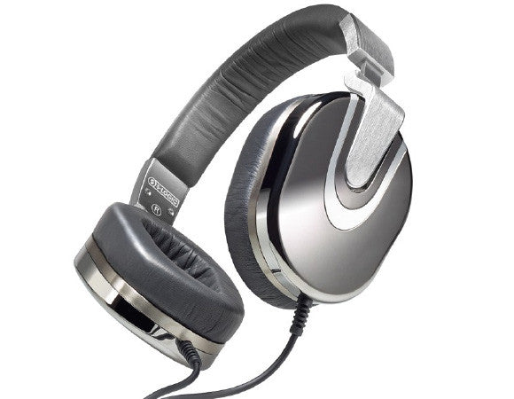 Headphone-Zone-Ultrasone-Edition-8-Ruthenium-Sturdy Metallic Structure