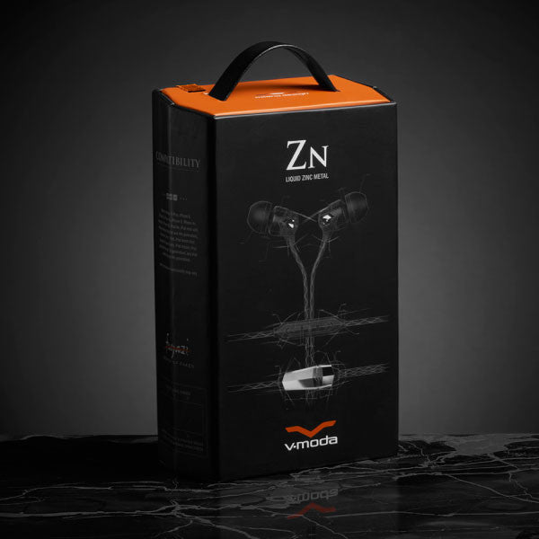 V-MODA-Zn What's in the box