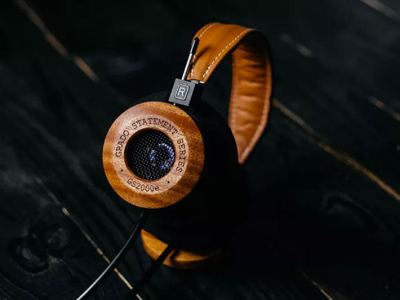 Headphone-Zone-Grado - Handcrafted From Pure Wood