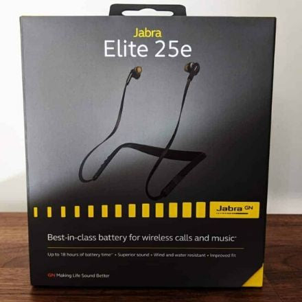 Best Bluetooth Headphones with Neckband - Jabra Elite 25e