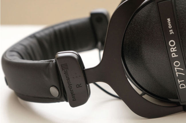 Headphone-Zone-Beyerdynamic DT770-PRO