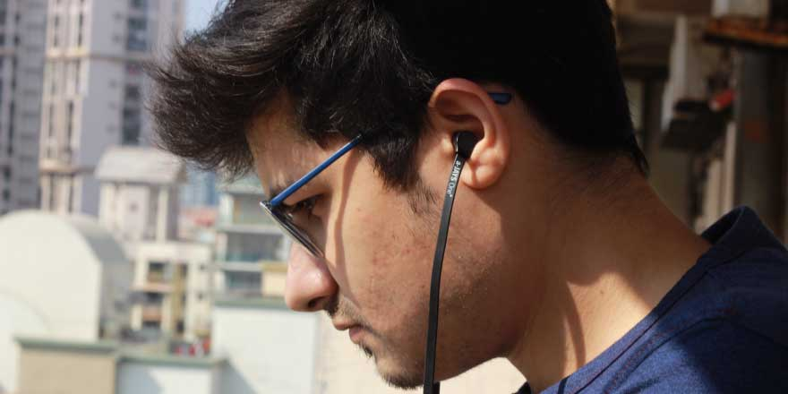 Best Headphones for Redmi Note 4 - JAYS a-JAYS One+