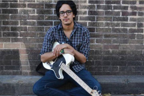 Luke Sital Singh at Brooklyn