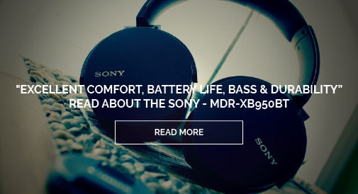 Sony - MDR-XB950BT Review