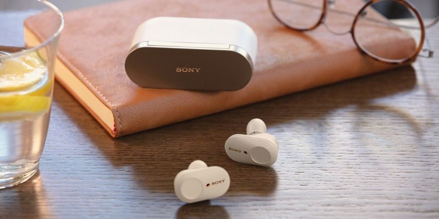 Best Wireless Noise Cancelling Earphones - Sony WF-1000XM3