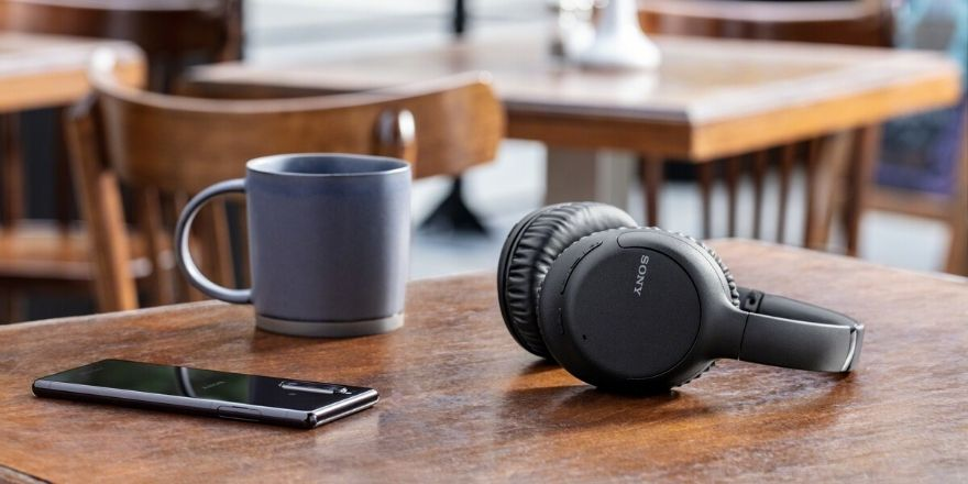 Best Headphones for Redmi Note 4 - Sony WH-CH710N