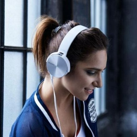 The Best Headphones Under 2000 - Sony MDR-XB450