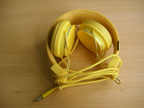 Urbanears Yellow Plattan at headphonezone.in