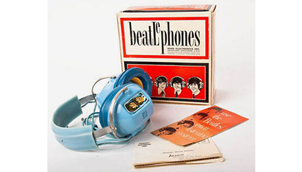 Koss beatlephones popular in the US
