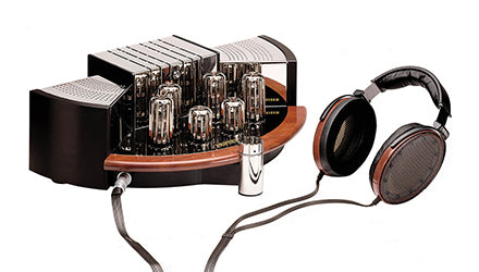 Sennheiser Orpheus headphone with Tube Amp