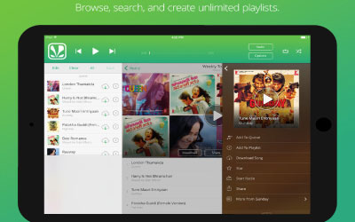 Music streaming apps for the Indian Audiophile - Headphone Zone