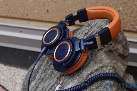Audio Technica ATH M50X at headphonezone.in