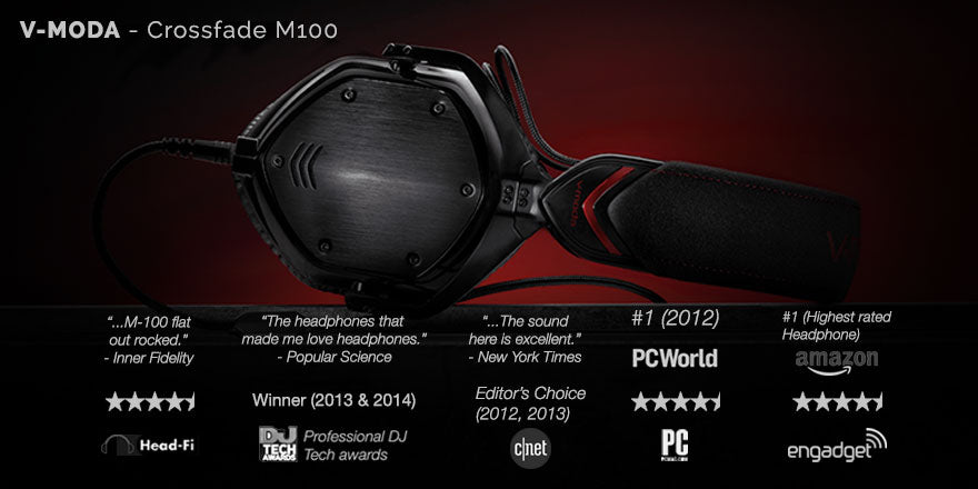 Buy the V-Moda M100 on headphonezone.in