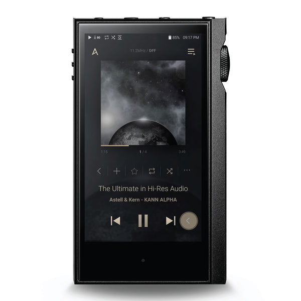 Astell&Kern - KANN ALPHA vs competitors