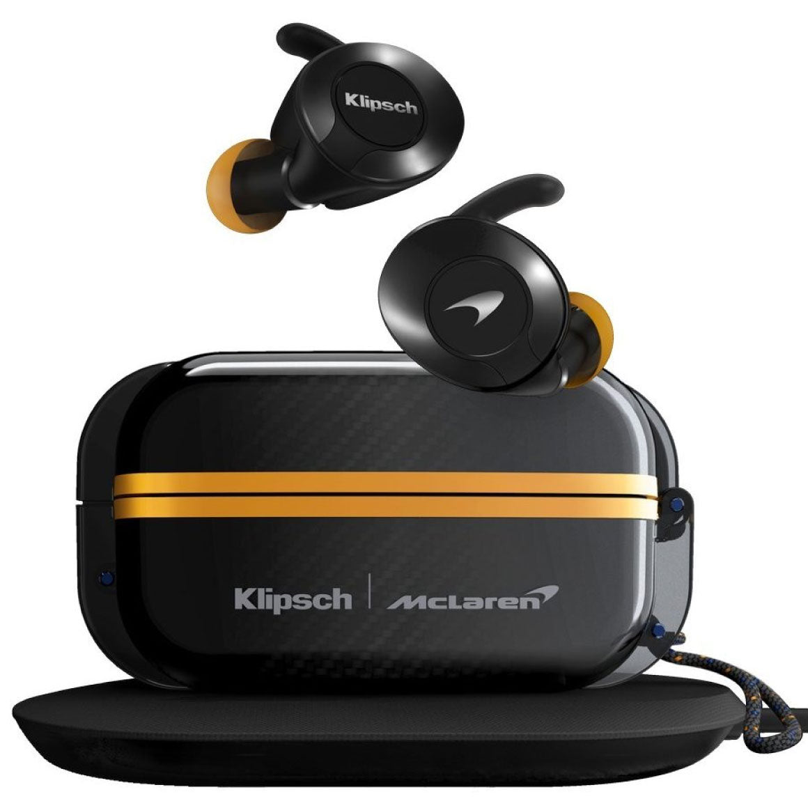 Klipsch - T5 II True Wireless Sport McLaren vs competitors
