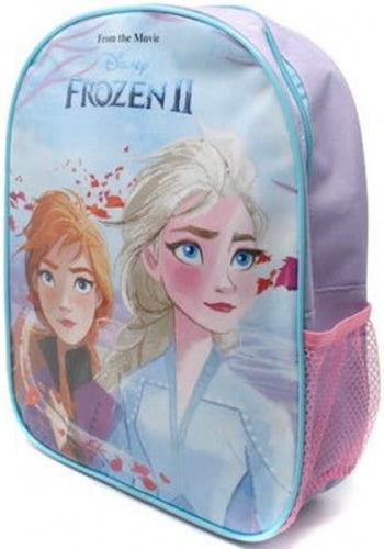 FROZEN ~ Blue Anna & Elsa Backpack