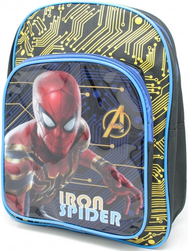 SPIDERMAN ~ Backpack With Front Pocket