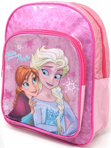 FROZEN ~ Backpack With Front Pocket