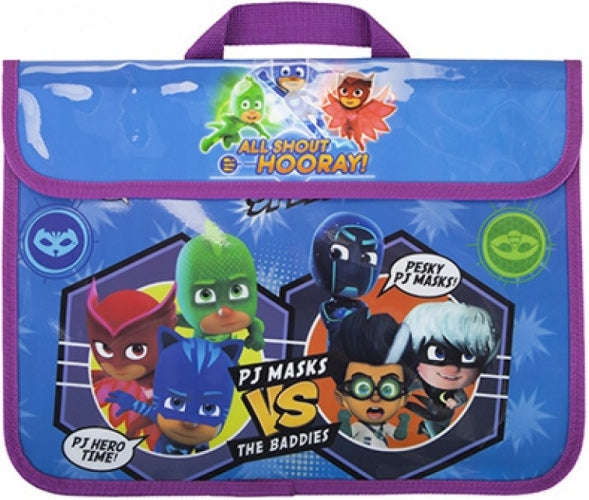 PJ MASKS ~ PJ Masks vs The Baddies Book Bag