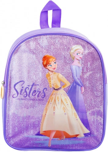 FROZEN ~ Sister Purple Backpack