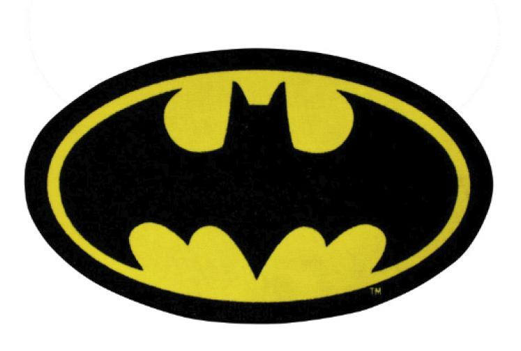 BATMAN ~ 'Cave' Floor Rug