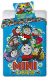 THOMAS & FRIENDS ~ 'Mini Express' Single Bed Quilt Cover Set