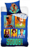 SCOOBY DOO ~ 'Crew' Single Bed Quilt Cover Set