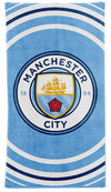 MANCHESTER CITY FC ~ Towel