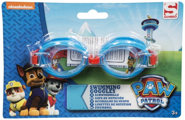 PAW PATROL ~ Blue Swimming Goggles