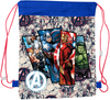 AVENGERS ~ Blue Drawstring Bag