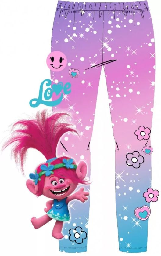 TROLLS ~ Poppy Love Leggings