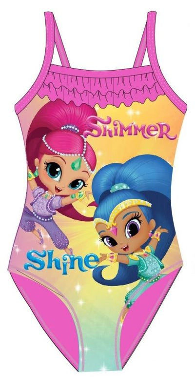 DISNEY FAIRIES ~ Pink Tinkerbell Tutu Swimsuit