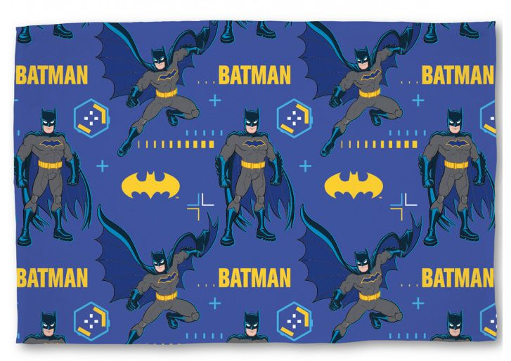 BATMAN ~ 'Tech' Fleece Blanket