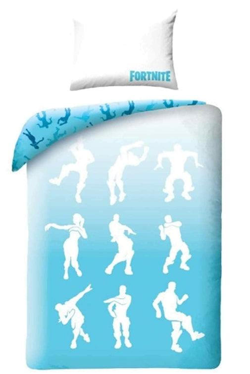 FORTNITE ~ 'Shuffle' Single Bed Quilt Cover Set