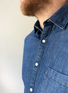Denim Organic Shirt