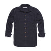 Shakespeare Dark Navy Linen