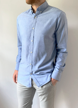 Load image into Gallery viewer, Button-Down Collar Fairtrade Organic Oxford Shirt