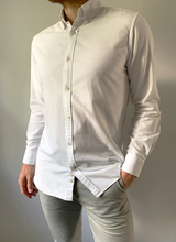 Load image into Gallery viewer, Button Down Collar Fairtrade Organic Oxford Shirt
