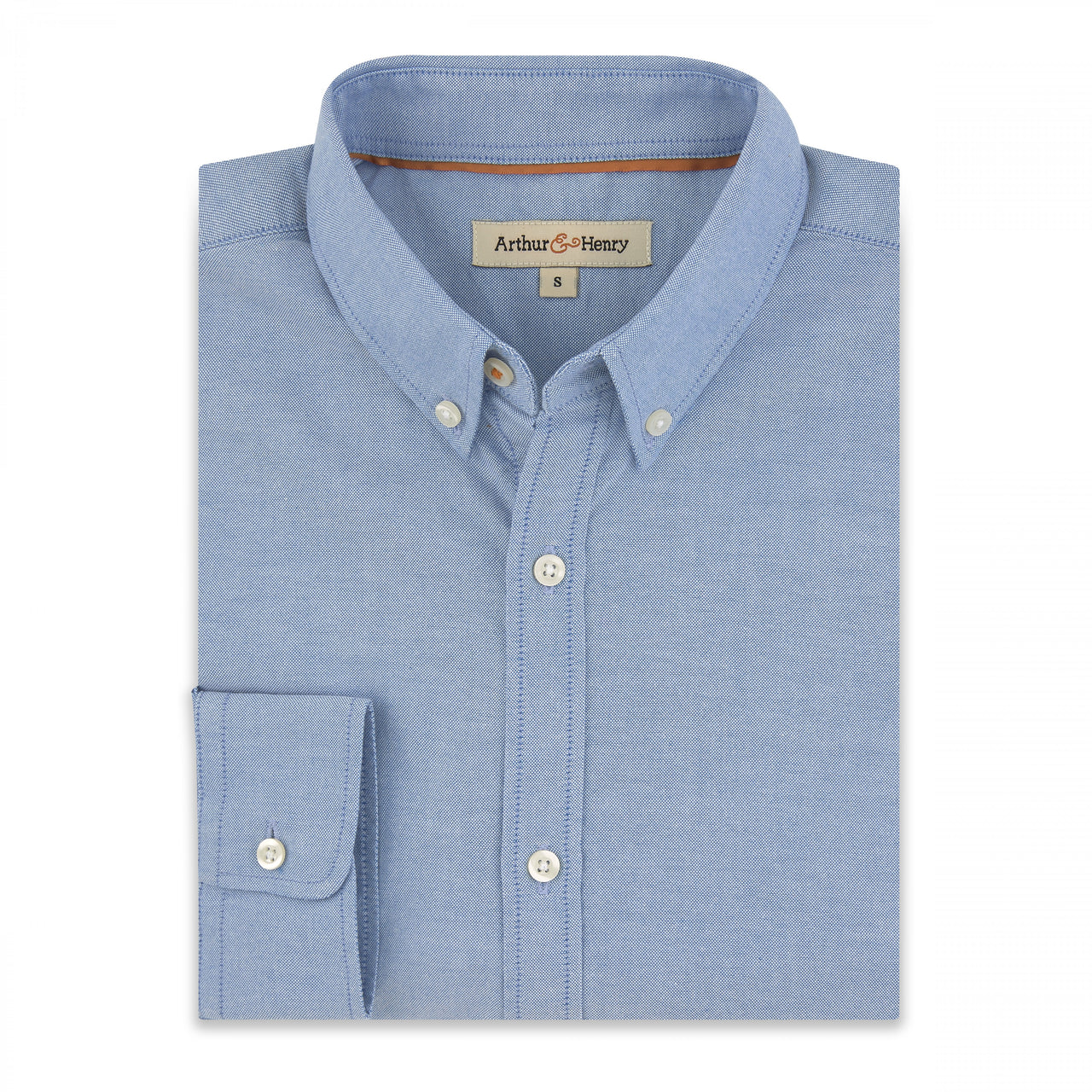 Button-Down Collar Fairtrade Organic Oxford Shirt